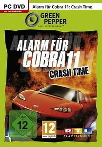 pc computer spiel alarm f r cobra 11 crash time. Black Bedroom Furniture Sets. Home Design Ideas