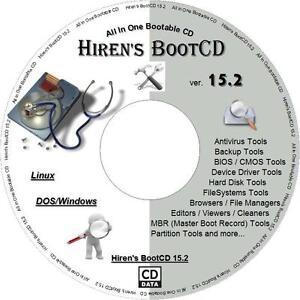 Hiren s BootCD - Download