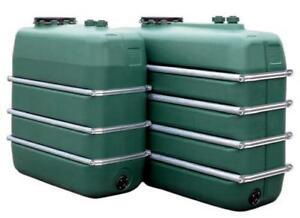 pe lagertank tank wassertank 2000 liter oberirdisch ebay. Black Bedroom Furniture Sets. Home Design Ideas