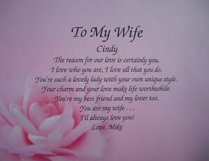 Wife poems quotes my Love Poems