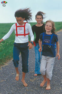 PFERDELEINE-NYLON-Pferdegeschirr-Laufgeschirr-Spiel-Lauf-Leine-Laufleine-Kinder