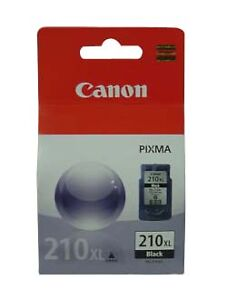 PG-210 (2974B001) Black Ink Cartridge