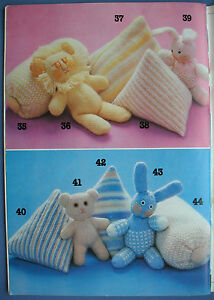 Sew Knit Crochet Vintage Patterns - Crochet Dolls Lace