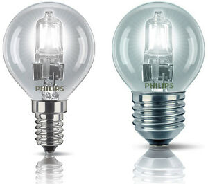 philips halogen tropfenlampe gl hlampe tropfenform birne lampe leuchte ebay. Black Bedroom Furniture Sets. Home Design Ideas