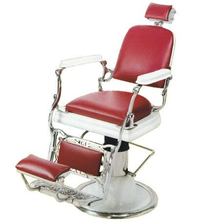 Details about PIBBS 9900 ANTIQUA BARBER CHAIR, OLD SCHOOL, FOOT PUMP