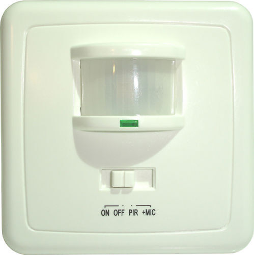 PIR Motion Sensor & Sound Activated Light Switch ST01