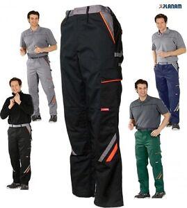 PLANAM-Bundhose-VISLINE-Gr-38-70-Arbeitskleidung-Arbeitshose-ab-23-45