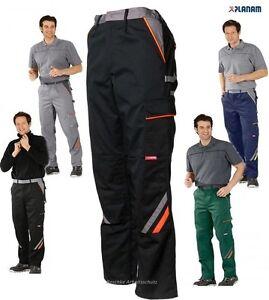 PLANAM-Bundhose-VISLINE-Gr-38-70-Arbeitskleidung-Arbeitshose-ab-25-45