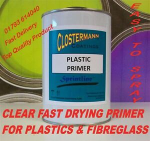 plastic primer adhesion promoter cl20pp 1 ebay. Black Bedroom Furniture Sets. Home Design Ideas
