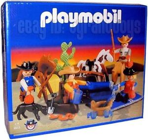 playmobil 9513 western bandits misb antex argentina. Black Bedroom Furniture Sets. Home Design Ideas