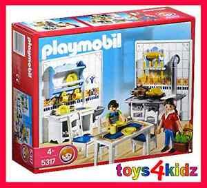 playmobil® puppenhaus 5317 gemütliche küche * * * neu