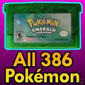 Pokemon Emerald Gameshark All Pokemon Obey Lloaddbusters