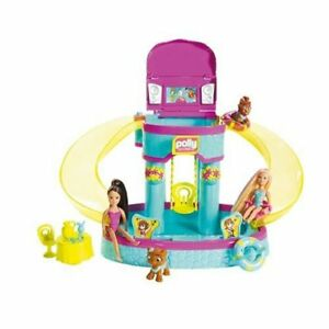 Polly pocket ultimate pool party w polly new ebay for Piscine polly pocket
