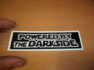 POWERED-BY-THE-DARKSIDE-star-wars-funny-rude-motorcycle-bike-car-toolbox-sticker