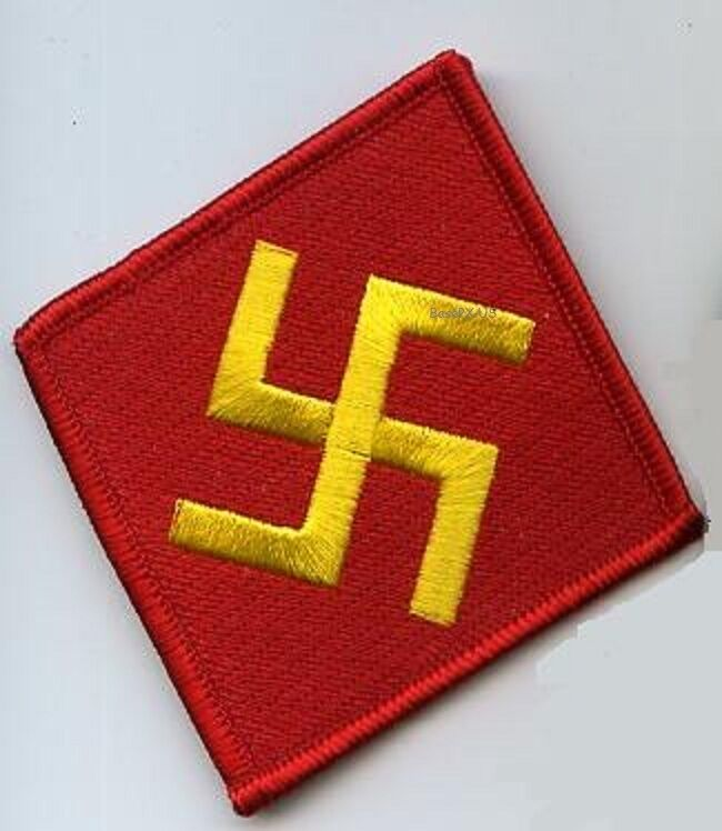 Pre 1939 Us Army 45th Infantry Division Native American