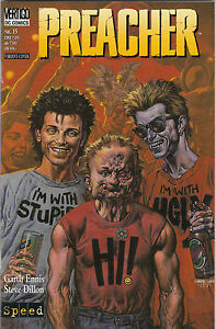 PREACHER-deutsch-15-VARIANT-GARTH-ENNIS-STEVE-DILLON-SPEED-TOP