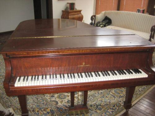 PRECIOUS STEINWAY &SONS MODEL L 5'11 GRAND PIANO /FREE YAMAHA OR BALDWIN BENCH) in Musical Instruments & Gear, Piano & Organ, Piano | eBay
