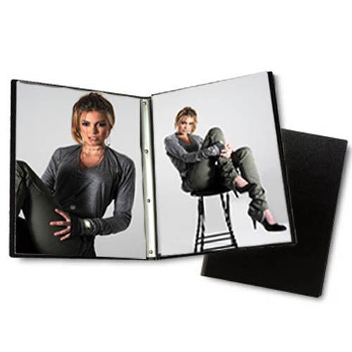 Premium Model Portfolio Photo Album Art Book 9x12 on PopScreen