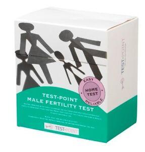 Male sperm fertile testing