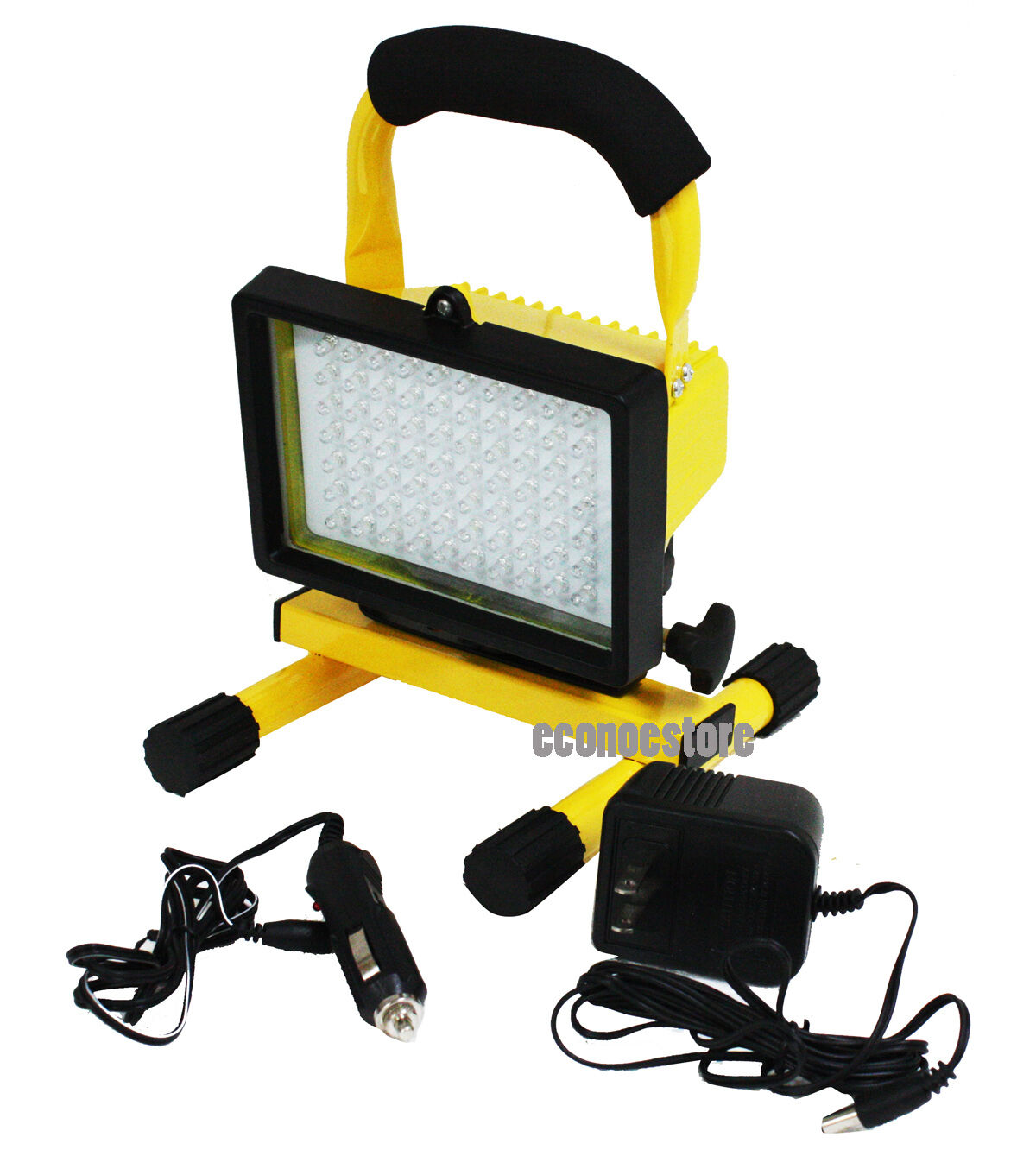 super bright 70 led rechargeable cordless worklight. Black Bedroom Furniture Sets. Home Design Ideas