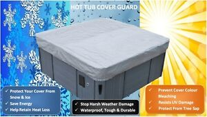 Floating Spa Cover Protector