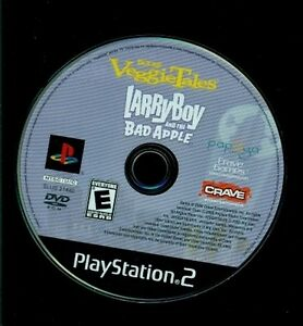 Ps2 veggie tales larry boy and the bad apple used 650008399530 ebay