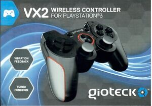 PS3-Playstation-3-Gioteck-VX-2-wireless-Controller-PRODUCTO-NUEVO
