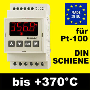 PT-10D-Hutschiene-TEMPERATURREGLER-FUR-Pt-100-Thermostat-Temperaturschalter-RTD
