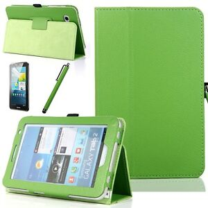 """Smart Case Cover Stand For Samsung Galaxy Tab 2 7.0"""" 7"""" Tablet P3100"""