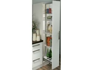pull out basket larder unit to fit inside a 300mm wide
