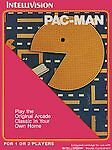 Pac-Man  (Intellivision, 1983)