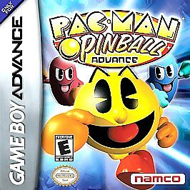 Pac-Man Pinball Advance [2006]  (Nintend...