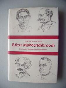 Paelzer-Mudderschbrooch-Auslese-Mundartdichtungen-1955