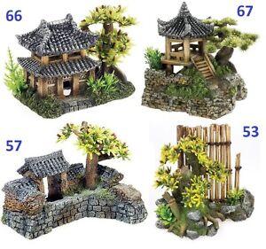pagode koreanisch tor bambus garten orientalische. Black Bedroom Furniture Sets. Home Design Ideas