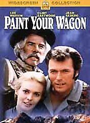 Paint Your Wagon (DVD, 1998, Widescreen ...