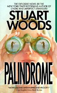 Palindrome by Stuart Woods (1991, Paperb...