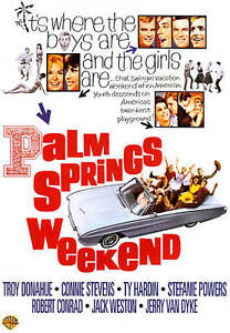 Palm Springs Weekend (DVD, 2009)
