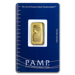 Pamp Suisse Goldbarren 2 5 Gramm Feinheit 999 9 In