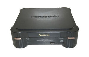 Panasonic 3DO FZ-1 Black Console (PAL)