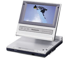 Panasonic DVD-LS5 Portable DVD Player (5...