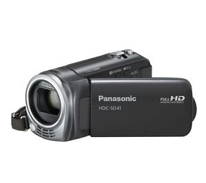 Panasonic HDC HDC-SD41 32 GB Camcorder -...