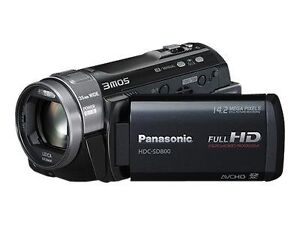 Panasonic HDC-SD800K