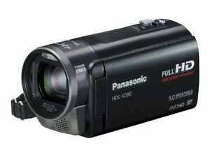 Panasonic HDC HDC-SD90 16 GB Camcorder