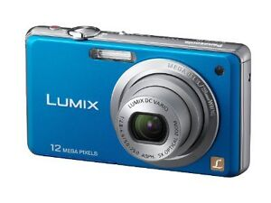 Panasonic LUMIX DMC-FS10/DMC-FH1 12.1 MP...