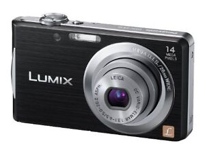 Panasonic LUMIX DMC-FS16/DMC-FH2 14,1 MP...