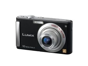 Panasonic LUMIX DMC-FS5 10.1 MP Digital ...