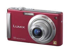 Panasonic LUMIX DMC-FS5 10,1 MP Digitalk...