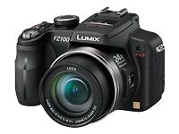 Panasonic LUMIX DMC-FZ100 14,1 MP Digita...