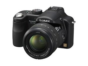Panasonic LUMIX DMC-FZ50 10,1 MP Digital...