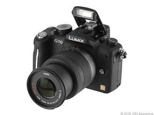 Panasonic LUMIX DMC-G10K 12.1 MP Digital...